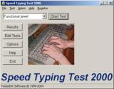 Speed Typing Test