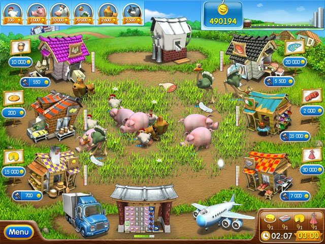 Farm Frenzy iPad iPhone Android Mac & PC Game