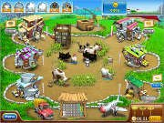 Farm Frenzy - Pizza Party! Screen Shot 2