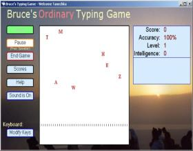 Bruces Unusual Typing Wizard screenshot 2