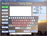Bruces Unusual Typing Wizard screenshot 1